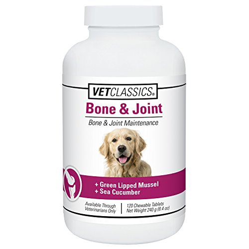 Breeder Pro (Vet Classics Bone Joint Maintenance for CANINE (120 Tablets))
