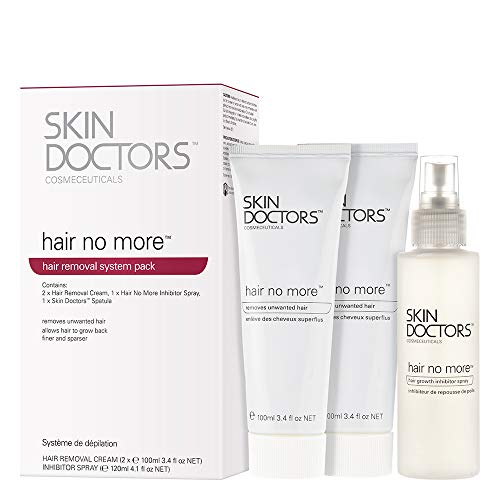 (Skin Doctors Hair No More Hair Removal System Pack)