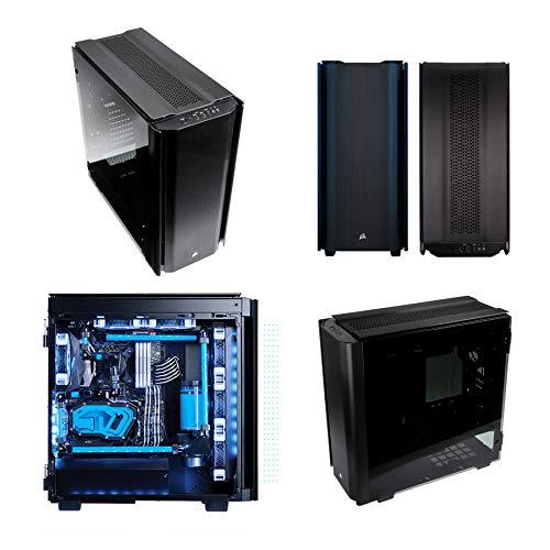 Sedatech PC Gaming Ultimate Watercooling, Intel i9-9940X 14x 3.3Ghz, Geforce RTX 2080, 64 GB RAM DDR4 3000Mhz, 1 TB SSD M.2 NVMe, 3 TB HDD, HDMI 2.0, ...