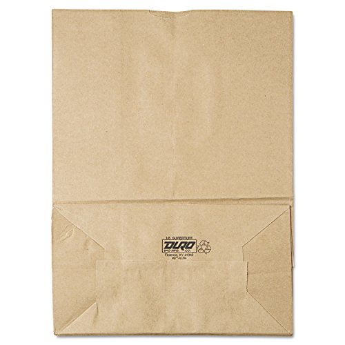 BAGSK1675-1/6 BBL Paper Grocery Bag - General Grocery Paper Bags