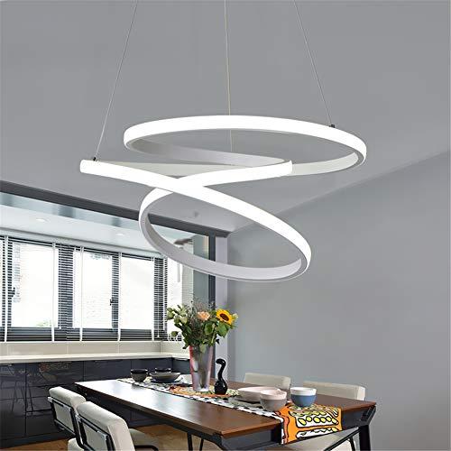 XHJZ-W Flush Mount LED Ceiling Light Fixtures Modern Simple Chic Design Chandeliers Acrylic Living Room Bedroom Pendant -
