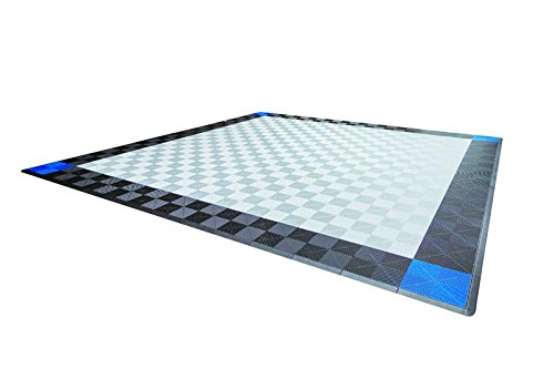 Ford Double Car Parking Pad by Ribtrax - Design 2