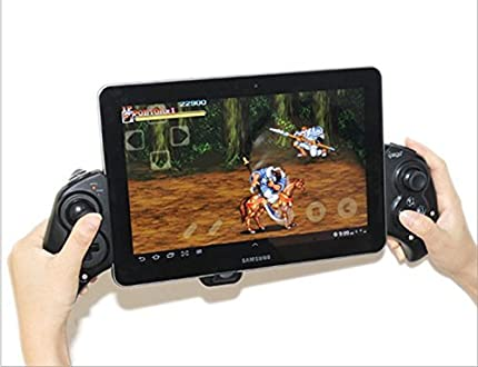 Gloriest iPEGA PG-9023 Telescopic Wireless Bluetooth Game Gaming Controller for Phone/Pad/Android IOS Tablet PC by Gloriest