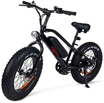 ECOXTREM Bicicleta electrica Monster 7 velocidades 350w Color ...