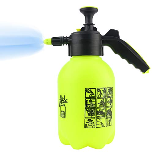 Sunnyglade Water Sprayers 2L Hand-held Pump Pressure Garden Sprayer