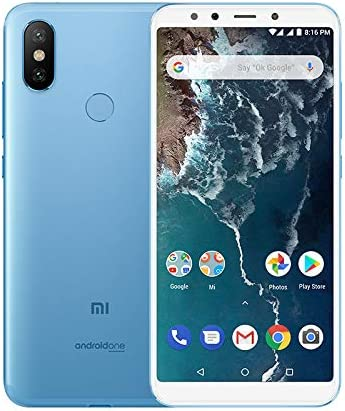 Xiaomi Mi A2 - Smartphone Android One (Pantalla FHD de 5,99