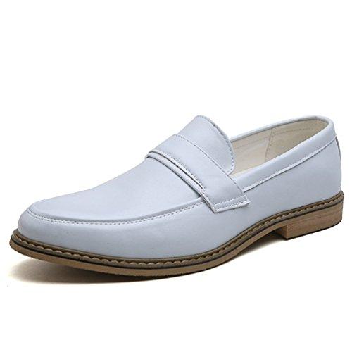 Blanco Feidaeu Feidaeu Zapatos Zapatos Hombre xSz1ZqP