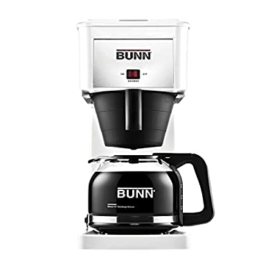 BUNN GRB Velocity Brew 10-Cup Home Coffee Brewer