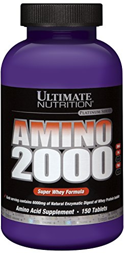 mino 2000 Super Whey Formula Tablets, 2000 mg, 150-Count Bottles ()