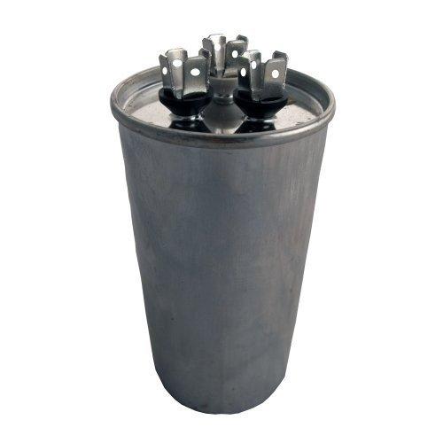 60+7.5X440R MFD 440v 440 Volt 50/60 Hz Round Motor Capacitor