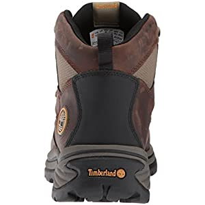 Timberland Men's Chocorua Trail Mid Waterproof Boot,Brown/Green,10.5 M
