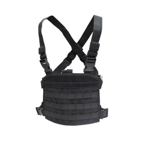 Condor Modular Chest Panel - Black (Condor Modular Chest Rig compare prices)