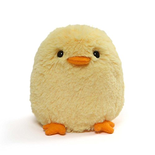 GUND Egglet Chick Stuffed Animal Plush, Yellow, 4