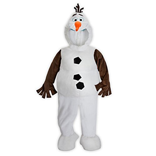 Authentic Disney Frozen Olaf Kids Plush Costume (5/6)