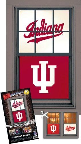 WOWindow Posters Indiana University IU Collegiate Decoration 32