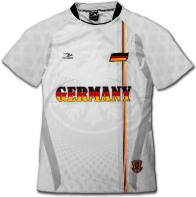 24624823b Amazon.com   2010 SOUTH AFRICA world cup GERMANY flag pro soccer ...