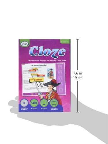 Amazon.com: Didax Educational Resources Cloze Interactive Activity ...