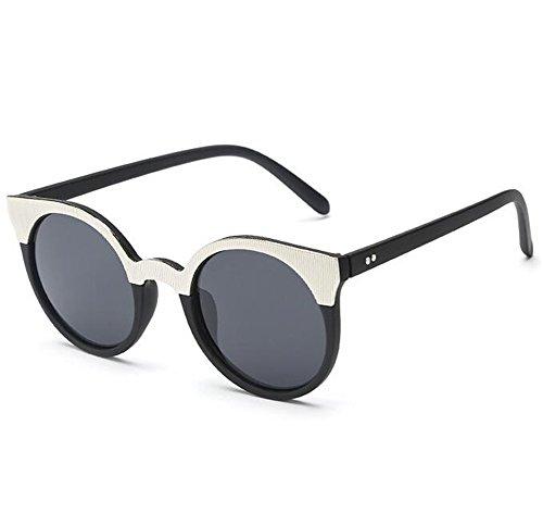 G.T.A European and American Fashion Star Sunglasses Black Female Cat's Eye sunglasses Small Chili Solar Eyewear(C9) (Chilis Sunglasses compare prices)