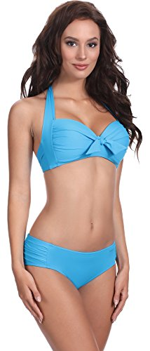 Feba Mujer Push Up Bikini F20 Patrón-511