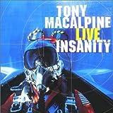 Live Insanity by Tony Macalpine