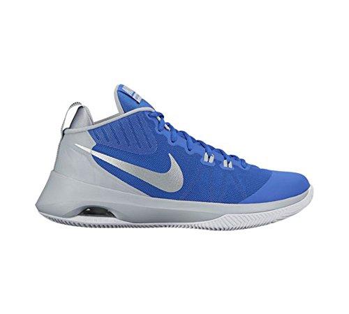 NIKE Herren Air Versitile Nbk Basketball-Schuhe Spiel Royal / Mtlc Silber / Cool Grey