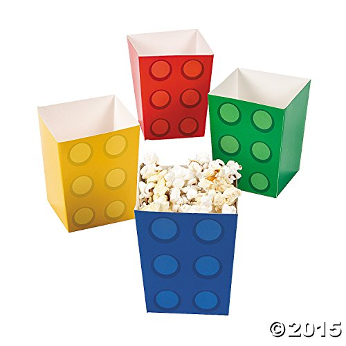 Fun Express Paper Color Popcorn