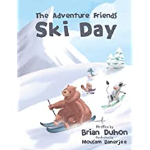 The Adventure Friends: Ski Day