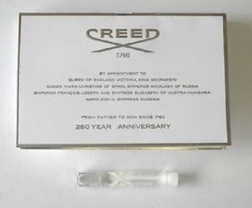 Silver Mountain Water by Creed for Men 0.08 oz Millesime Sampler Vial (Creed Silver Mountain Water)