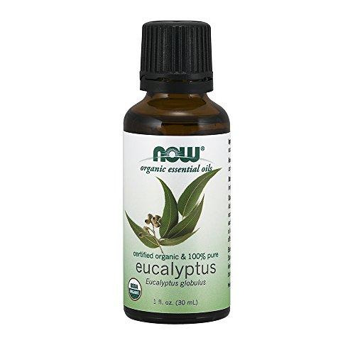 NOW Organic Eucalyptus Globulus 1 Ounce
