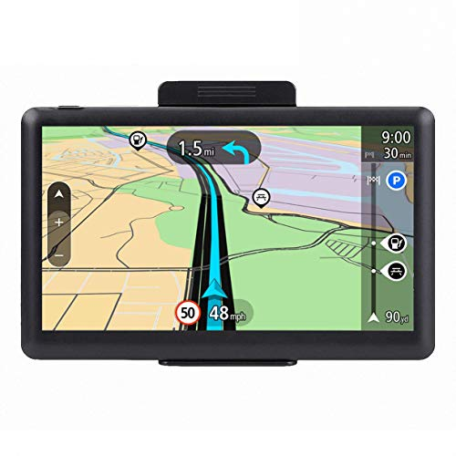 GPS Navigation for Car, 7 Inch Car GPS Navigation System, Car Vehicle Electronics Lifetime Free Maps (In Dash Gps Navigation Systems For Cars)