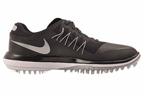 Nike Lunar Control Steam Sneakers, Women, Women, Lunar Control Vapor Black (Black/Metallic Silver/White)