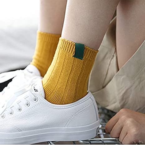 Amazon.com: 1Pair Warm Women Socks Striped 3D Socks Autumn Winter Style Christmas Winter Socks For Woman Female Funny Sock Calcetines Meias - Dark Grey: ...