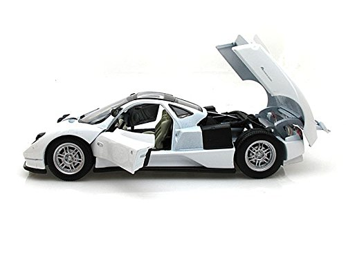MotorMax Pagani Zonda C12 1//24 White