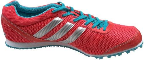 Scarpa Da Running Adidas Mens Arriba 2, Rosa Fresca / Argento Metallizzato / Aero Reef, 9 M Us