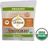 Tortilla Fresca Organic Uncooked Flour Tortillas - (2 Pack)