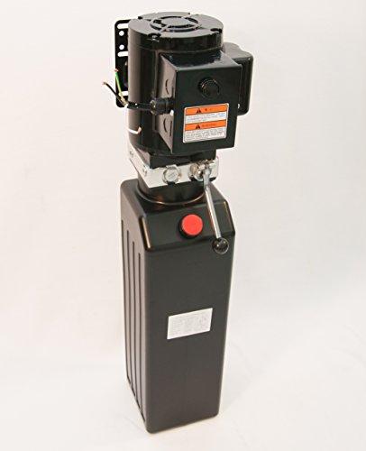 Car Lift Hydraulic Power Unit (220V) 60hz 1ph