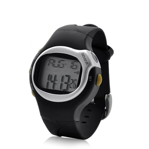 BestOfferBuy Reloj Deportivo Unisex Digital Ejercicio Pulso Ritmo Cardiaco Contador Calorías: Amazon.es: Relojes