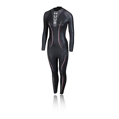 HUUB Design Women's Aegis 3mm/3mm Triathlon Swim Wetsuit, Large - - Triathlon Wetsuit Sizing