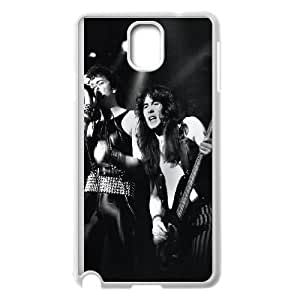 Iron Maiden On Stage Samsung Galaxy Note 3 Cell Phone Case White DIY GIFT pp001_8186541