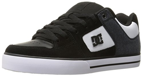 DC PURE SE Skateboard zapatos del hombre, color multicolor, talla 49 EU (M)