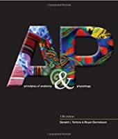 Principles of Anatomy & Physiology, 13th Edition Front Cover