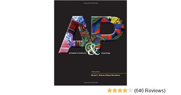 Amazon.com: Principles of Anatomy and Physiology (9780470565100 ...