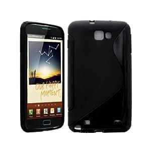 Lapinette-Carcasa de Gel para Samsung Galaxy S i9220 y N7000 Note-