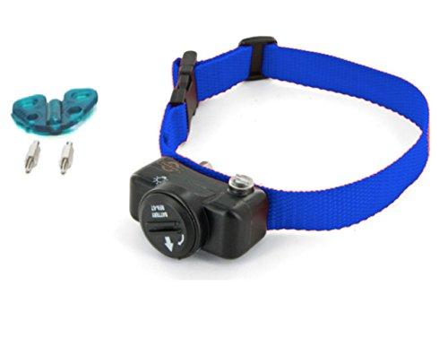 (Deluxe Ultralight Petsafe UL-275 Extra Collar Strap (Blue))