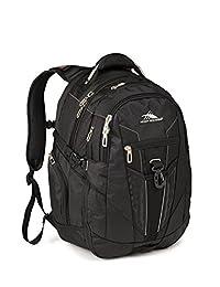High Sierra Xbt, Daypack Backpack, Black, International Carry-On