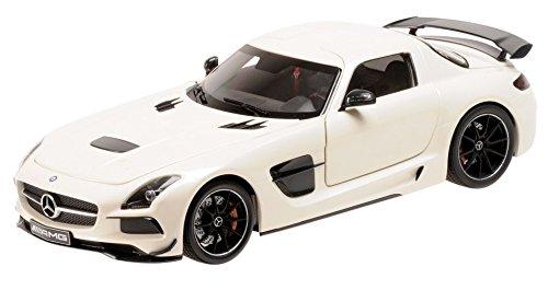1/18 メルセデス ベンツ SLS AMG ブラックシリーズ 2013(ホワイトメタリック) 110033021