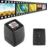 Digitnow!Scanner de Diapositives et Négatifs 35 mm Convertisseur de Négatifs à Images Numériques 5 ou 10 Mégapixels JPEGs avec 2,4 pouces Écran LCD et et Sortie TV - Pas d' Ordinateur / Logiciels Requis