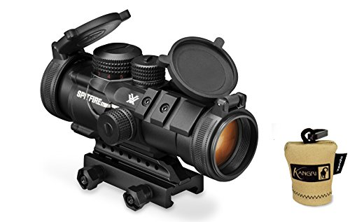 Vortex Optics Spitfire 3x Prism Scope with EBR-556B Reticle