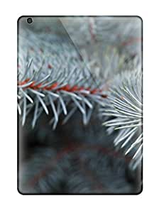 Hard Plastic Ipad Air Case Back Cover,hot Pine Tree Case At Perfect Diy
