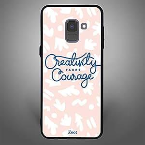 Samsung Galaxy A8 Plus Creativity Takes Courage